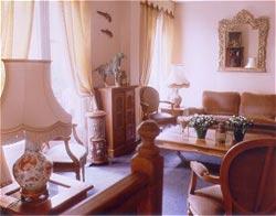 Salon Hôtel Les Hauts de Passy Paris
