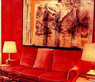 Salon Hôtel Beauséjour Ranelagh Paris