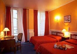 Chambre Grand Hôtel Jeanne d'Arc Paris