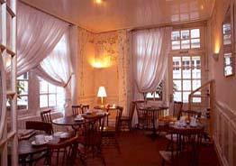 Salle petit déjeuner Grand Hôtel Jeanne d'Arc