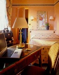 Chambre Hôtel Résidence Foch Paris