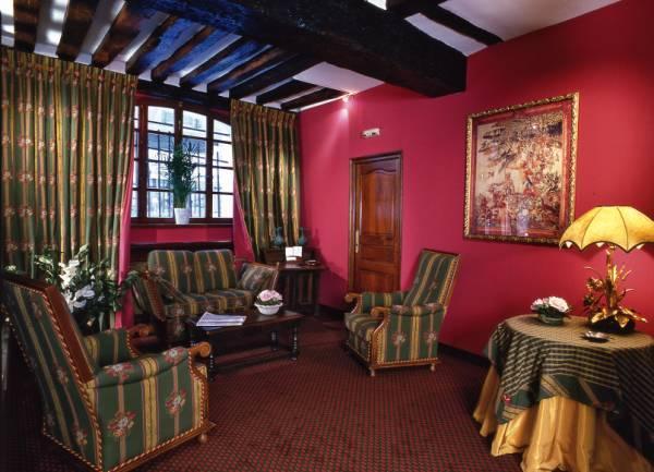 Salon Hotel de la Bretonnerie Paris