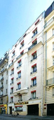Classics Hôtel Tour Eiffel Paris