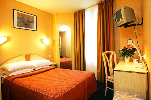 Chambre Classics Hôtel Tour Eiffel Paris