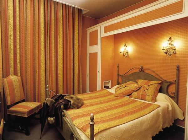 Chambre Hotel de la Bretonnerie Paris