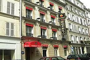 Comfort Hôtel Montmartre Paris