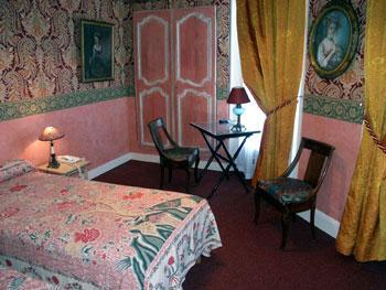 Chambre Hôtel de Nice paris