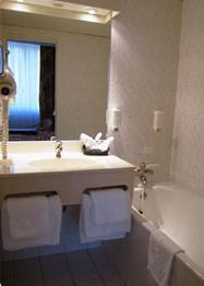 Salle de bain Champerret Elysées Hôtel Paris
