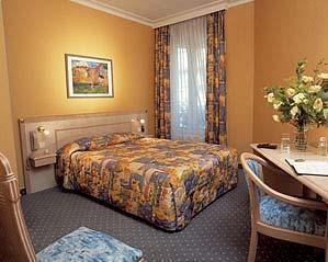 Chambre Champerret Elysées Hôtel Paris