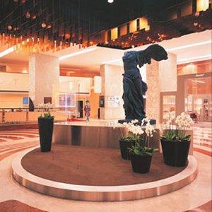 Hall Hôtel Concorde La Fayette Paris