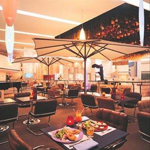 Restaurant Hôtel Concorde La Fayette Paris