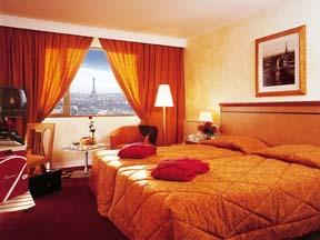 Chambre Hôtel Concorde La Fayette Paris