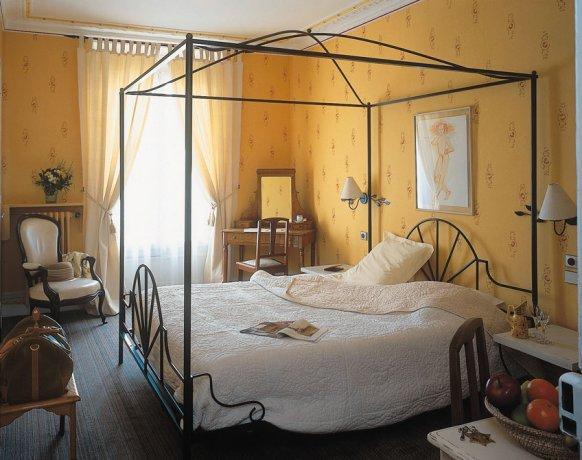 Chambre Hôtel de Banville Paris