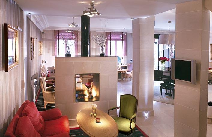 Salon Hôtel de Banville Paris