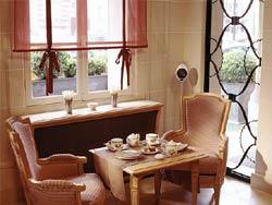 Petit déjeuner Hôtel de Banville Paris