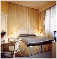 Chambre Hôtel des Deux Acacias Paris