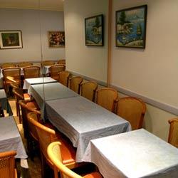 Salle petit déjeuner Hôtel des Deux Avenues Paris