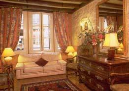 Salon Hotel Saint Louis Paris