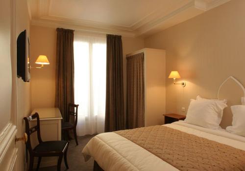 Chambre Hôtel Royal Magda Paris