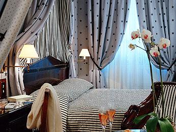 Chambre Hôtel Trocadero Dokhan's Paris