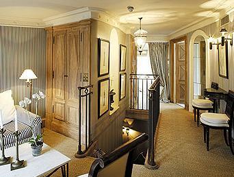 Salon Hôtel Trocadero Dokhan's Paris