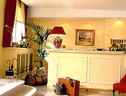 Réception Hôtel du Bois Paris