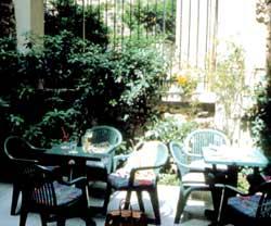 Jardin Best Western Hôtel Au Trocadéro Paris