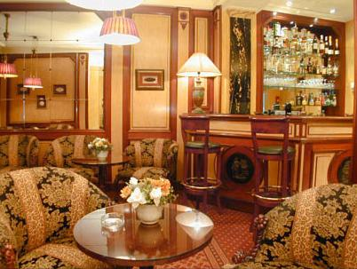 Bar Elysées Union Hôtel Paris