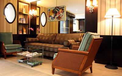 Salon Hôtel Longchamp Elysées Paris