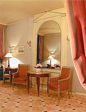 Salon Hôtel Régina de Passy Paris