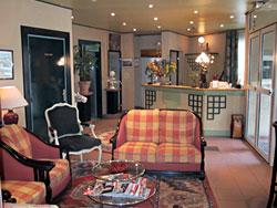 Réception Hôtel du Trosy Clamart
