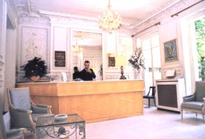 Réception Hôtel Le Jardin de Neuilly