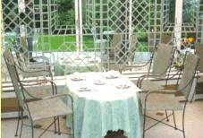 Petit déjeuner Hôtel Le Jardin de Neuilly