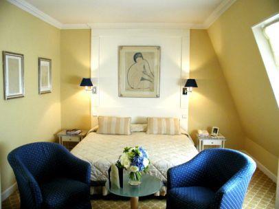 Chambre La Villa Maillot Paris