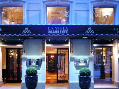 La Villa Maillot Paris