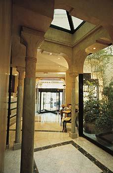 Hall Hôtel Elysées Régencia Paris