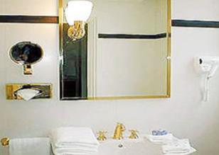Salle de bain Hôtel Waldorf Trocadero Paris