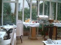 Salle petit déjeuner Hôtel Elysees Foch Paris