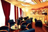 bar de l'hôel
