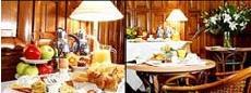 Petit déjeuné Hôtel Globe et Cecil Lyon 02