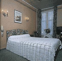 Chambre Hôtel Bayard Lyon 02