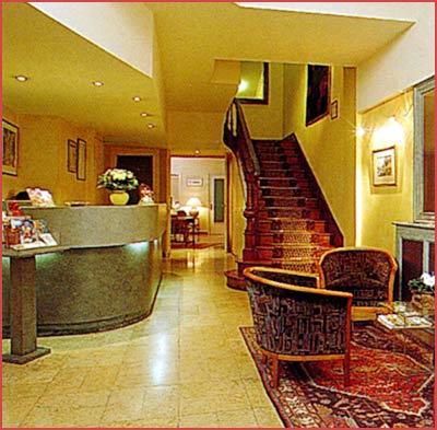 Réception Hôtel de la Loire Lyon 02