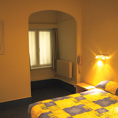 Chambre Hotel de Normandie Lyon 02