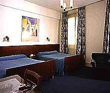 Chambre Hôtel Simplon Lyon 02
