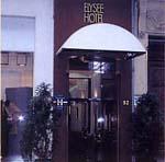 Entrée Hotel Elysée Lyon 02