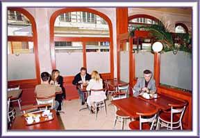 Salon Hôtel Moderne Lyon 02