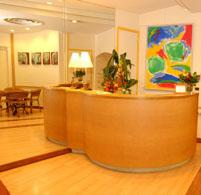 Réception Hôtel Hospitel Hotel Dieu