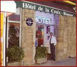 Hôtel de la Croix Rousse