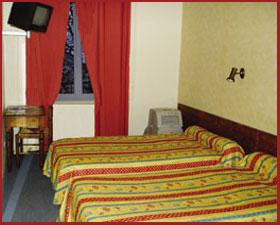Chambre Hôtel La Croix Rousse Lyon 04