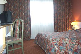 Chambre Hôtel Quorum Saint Cloud